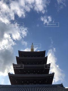 東京,浅草,塔,寺