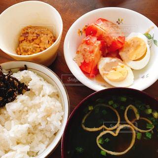 朝ごはんの写真・画像素材[1646512]