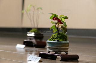 テーブルの上に花瓶の花の花束の写真・画像素材[1602738]
