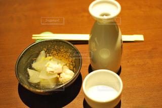 日本酒,食事,和食,晩酌,熱燗,割り箸