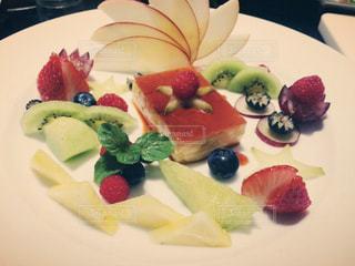 スイーツ,フルーツ,果物,プリン,手作り,プリンアラモード,パティシエ