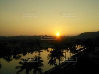 風景,太陽,朝日,正月,お正月,日の出,新年,初日の出