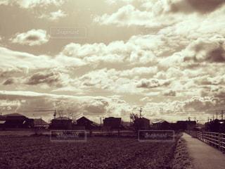 空の雲の群の写真・画像素材[2945133]