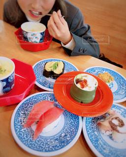 たまには美味しいもの食べよ♥の写真・画像素材[1646842]