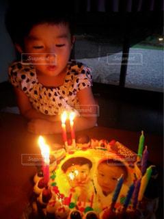 ビックリさせれるケーキがスキ♥の写真・画像素材[1669331]