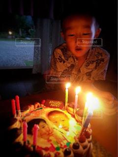 ビックリしてもらえるケーキが好き♥の写真・画像素材[1669337]