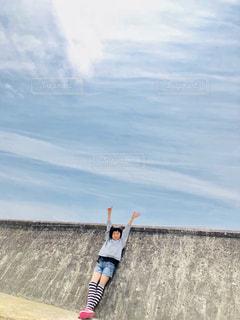 気持ちいい天気~の写真・画像素材[1684806]