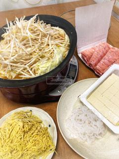 キムチ鍋準備中~の写真・画像素材[1707552]