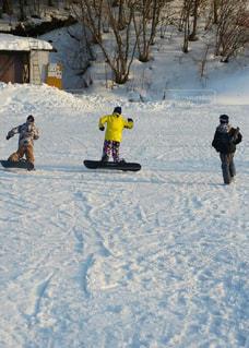 冬,雪,スノーボード,島根県,競走,ウエアー,三井野原スキー場