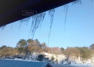 冬の景色の写真・画像素材[1741562]