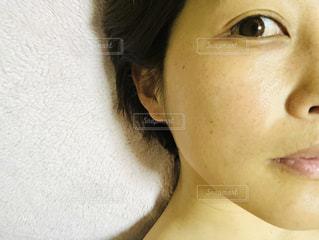 シミをホクロと思いたいの写真・画像素材[1761333]