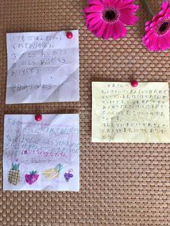 子供,手紙,贈り物,小学生,誕生日,お祝い,ありがとう,感動,手書き,おめでとう,紙,感謝,日本語,だいすき,貰い物,子供達,娘から,お母さんへ,息子から,子供から,3枚
