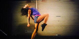 女性,スポーツ,躍動感,運動,若者,ダンス,応援,スポーツの秋