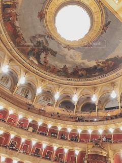ローマ,ヨーロッパ,旅行,天井,欧州,イタリア,海外旅行,オペラ座,劇場