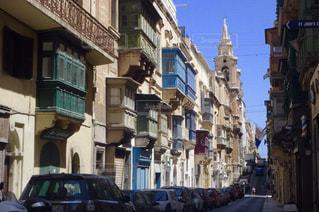 夏,街並み,海外,カラフル,観光,旅行,マルタ共和国