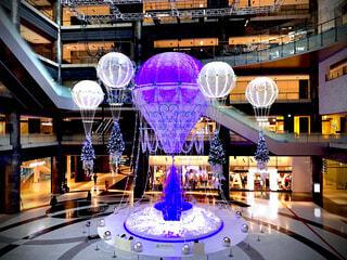 気球,イルミネーション,クリスマス,クリスマスツリー,グランフロント大阪,シャンパンゴールド,グランフロントクリスマス,Grand Wish Christmas 2020