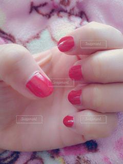 赤ちゃんの手の写真・画像素材[1548234]