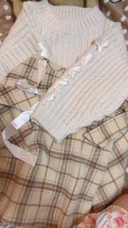 ベッドの上のぬいぐるみの写真・画像素材[1642290]