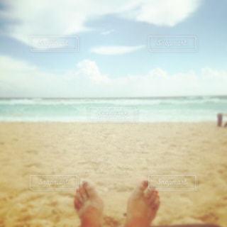 カリブ海のビーチの写真・画像素材[1810671]