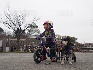 自転車の写真・画像素材[422779]