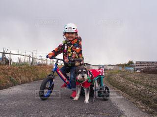 No.452416 犬と子供