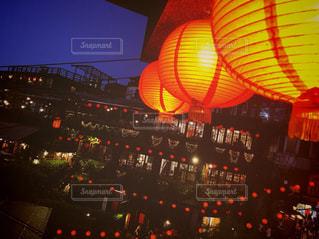 自然,夜,夜景,海外,綺麗,提灯,台湾,海外旅行,スナップマート,インスタ映え