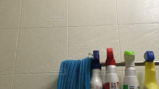 風呂洗剤の写真・画像素材[1562656]