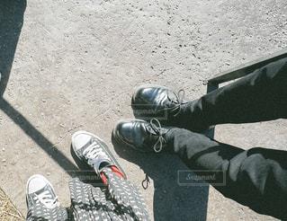 足もとフォトの写真・画像素材[2757137]