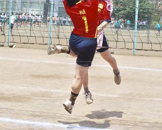 スポーツ,バレーボール,運動,運動会,女子高生