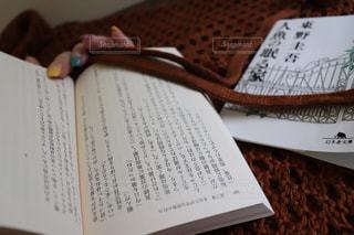 読書中の写真・画像素材[1569219]