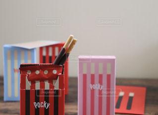 カラフル,チョコレート,バレンタイン,チョコ,バレンタインデー,ポッキー,ミニサイズ