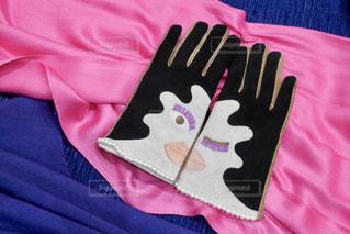 ユニークな手袋の写真・画像素材[1797236]