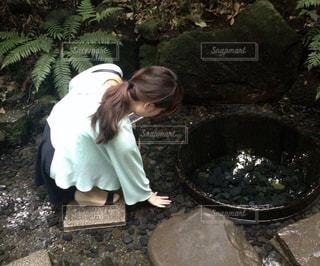 清正井の写真・画像素材[1867553]