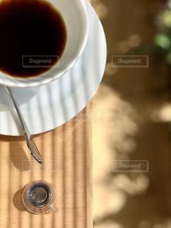 影のストライプの写真・画像素材[2150993]