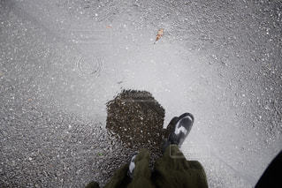 雨の日の写真・画像素材[2242299]