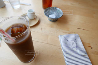 アイスコーヒーの写真・画像素材[2256263]