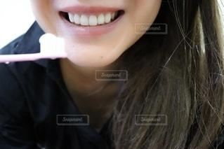 歯磨きの写真・画像素材[2489169]