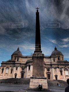 建物,海外,ローマ,教会,イタリア