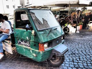 海外,車,ローマ,旅行,市場,イタリア
