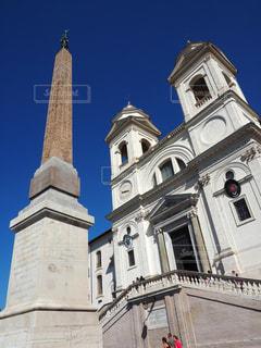 風景,空,建物,海外,ローマ,教会,イタリア,海外旅行