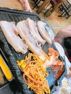 サムギョプサル〜♡マシッソヨの写真・画像素材[2065773]
