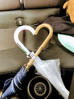 カップル,傘,車内,ハート,ラブラブ,相合傘,♡,マーク,❤︎