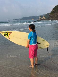 自然,海,スポーツ,波,人