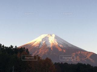 風景,空,富士山,山,山梨県,富士吉田市