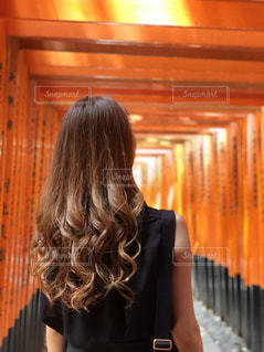 お寺巡りの写真・画像素材[2292006]