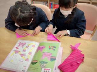 折り紙の写真・画像素材[1800715]