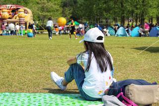 公園の写真・画像素材[2082153]