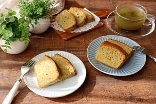 パウンドケーキ,菓子,レシピ,青汁,PR,グルテン,ベジトレル,シマアザミ,長寿草