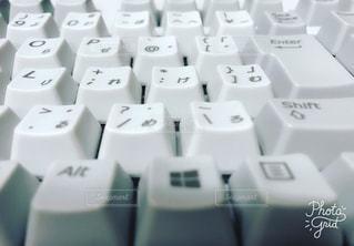 近くにキーボードのの写真・画像素材[1642842]