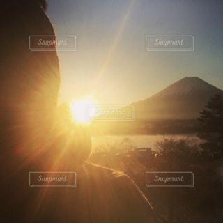 風景,富士山,元旦,日の出,夢,初日の出,ポジティブ,期待,可能性,初夢
